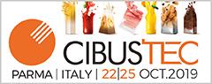 Misiune economică – Târgul internațional CIBUS TEC – Parma, Italia