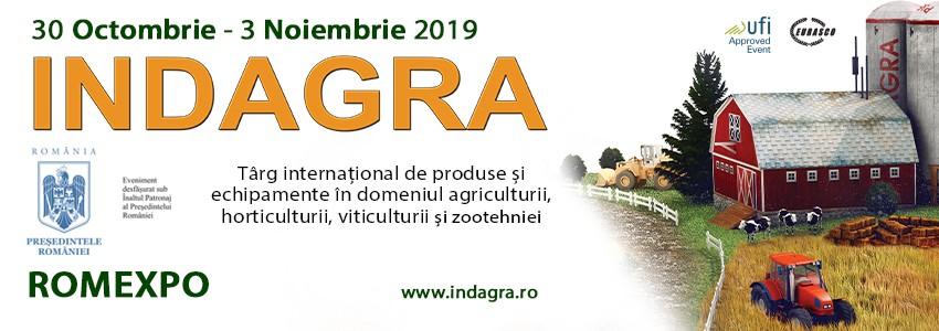 Conferința INDAGRA – Ferme de familie, creatoare da valoare adaugată în România